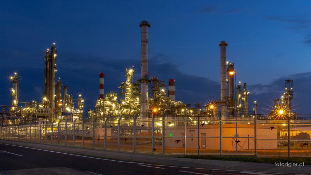 Raffinerie - Schwechat