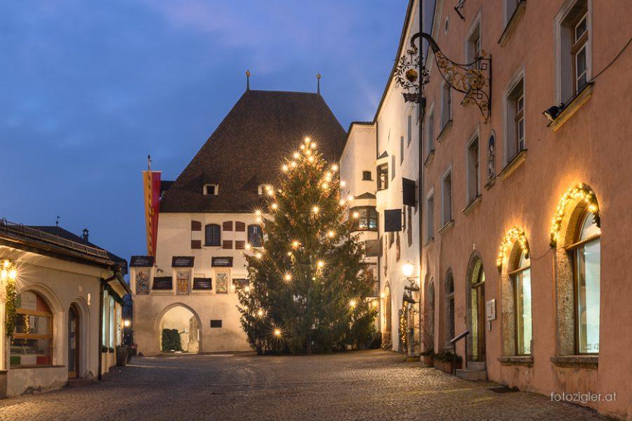 Rathaus - Hall in Tirol